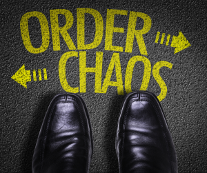 How to Adapt in Chaos